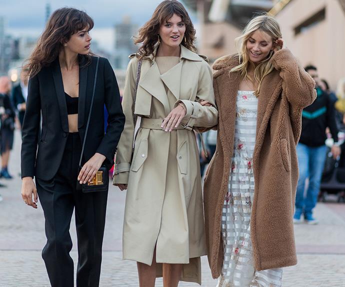Best winter coats shop online ELLE australia