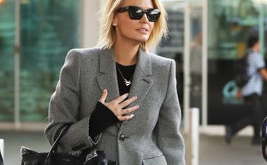 6 Times Lara Worthington Nailed The Blazer Trend