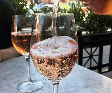 Bottomless Rosé Is Being Served In Sydney