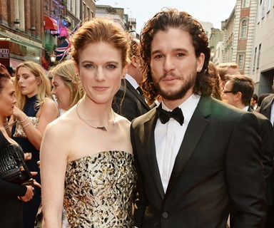 Kit Harington And Rose Leslie Win 'Cutest Couple' At Glastonbury