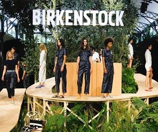 Birkenstock Fashion Show