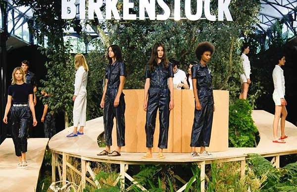 Birkenstock Fashion Show