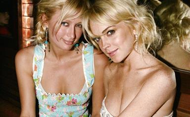 Lindsay Lohan's Birthday Party Invite List Reads Like A 2006 Gossip Column