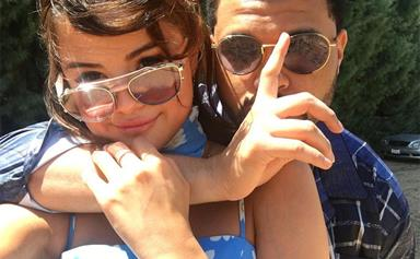 The Weeknd Just Stalked Selena Gomez's Instagram Account