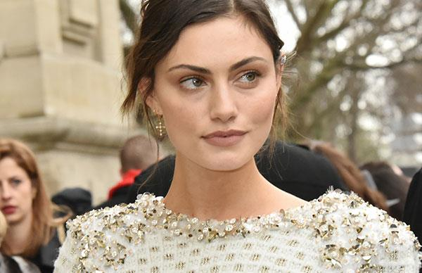 Phoebe Tonkin shares her beauty routine