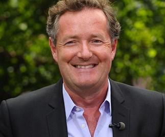 Broflake Piers Morgan