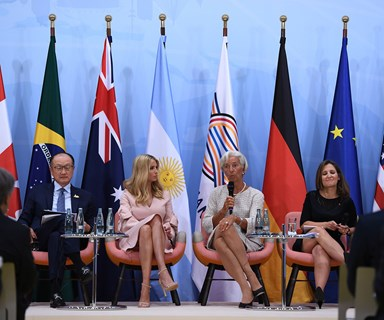 Ivanka Trump Slammed For Sitting In With World Leaders At G20 Summit