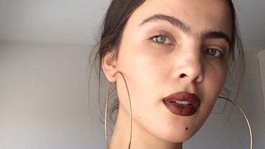 Meet The Model Championing The Return Of The Unibrow
