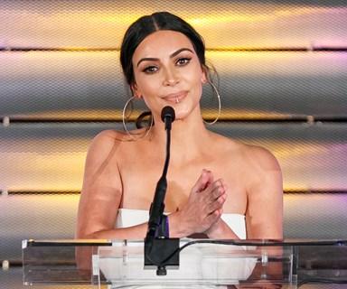 Kim Kardashian Shuts Down Rumours She Had Cocaine In Her Snapchat Video
