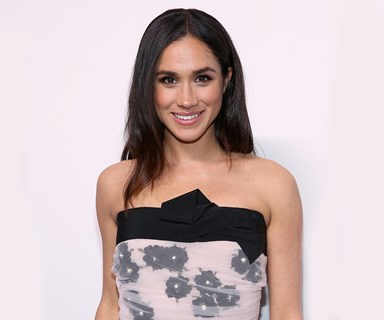 Meghan Markle Makes A Rare Public Appearance In The Name Of 'Suits'