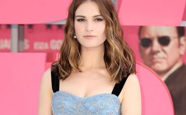 Lily James Has Just Been Cast As Young Meryl Streep In The 'Mamma Mia!' Sequel
