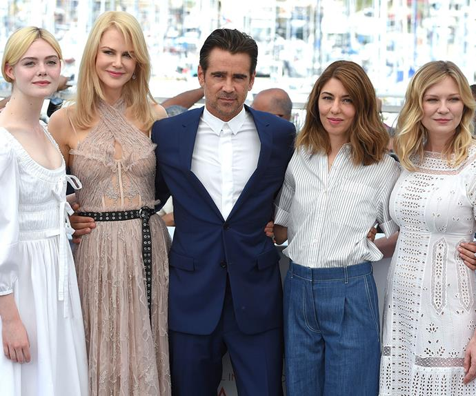 The Beguiled 2017 Cast