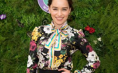 All The Times Emilia Clarke Was The Khaleesi Of The Red Carpet
