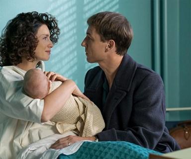 Caitriona Balfe Explains That Heartbreaking 'Outlander' Moment