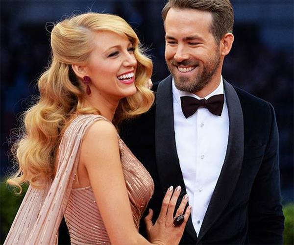 Blake Lively and Ryan Reynolds Met Gala