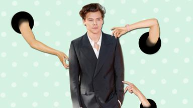 Gucci Pieces We Would Honestly Steal Right Off Harry Styles' Back