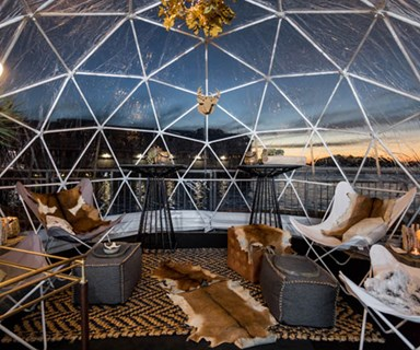 Igloo Bars Are Popping Up Around Sydney Harbour