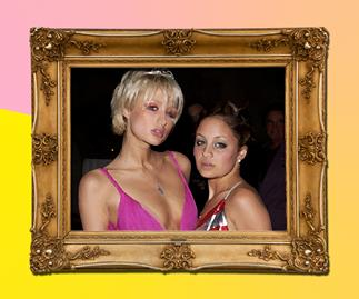 Paris Hilton and Nicole Richie.