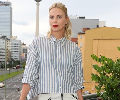 Charlize Theron Reveals She Had To Turn Down A Role In 'Wonder Woman'