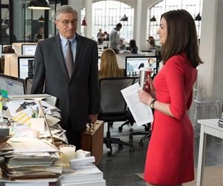 Anne Hathaway The Intern