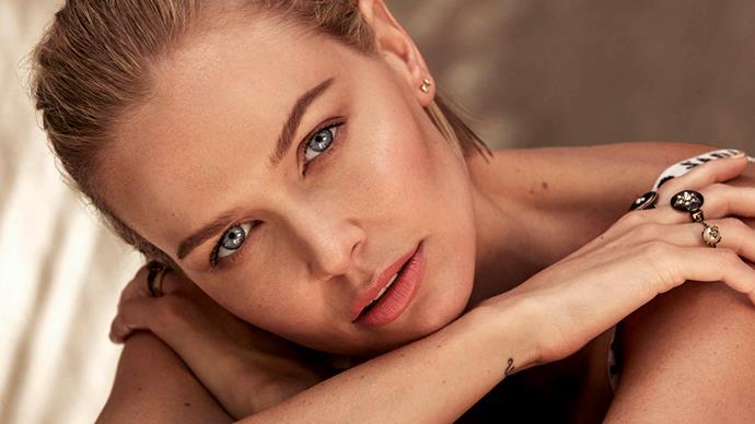 Lara Worthington for ELLE Australia August.