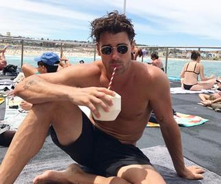 Matty J The Bachelor Australia 2017