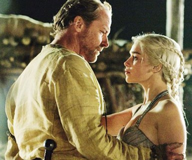 Unpopular Opinion: I Really Want Khaleesi And Jorah Mormont To Hook Up
