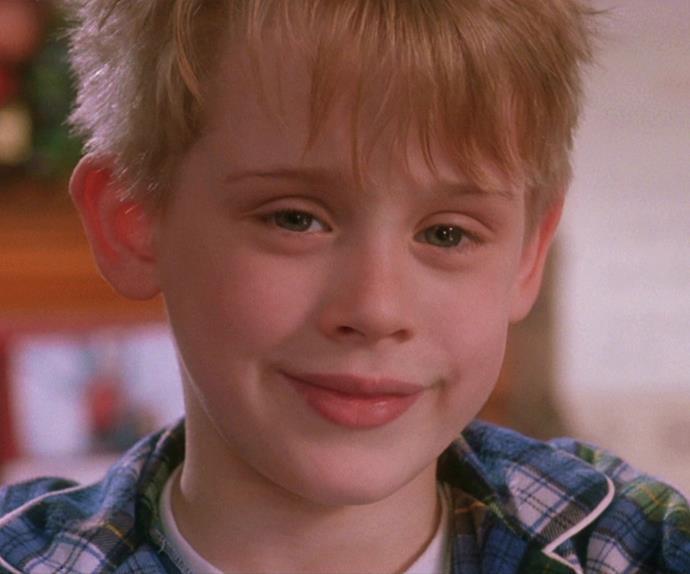 Macaulay Culkin Home Alone