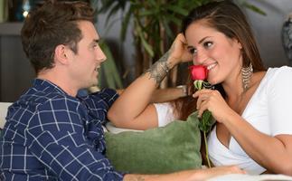 Matty J and Elora The Bachelor Australia 2017