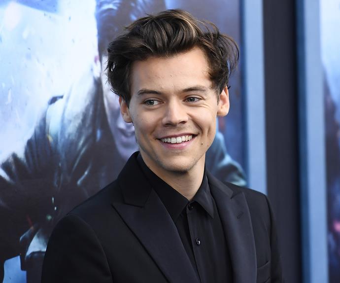 Harry Styles Dunkirk Premiere