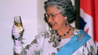 FYI, The Queen Has A Gin And Tonic Every Single Morning