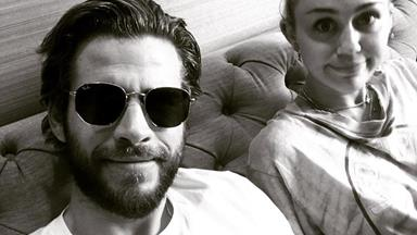 Miley Cyrus' Latest Instagram About Liam Hemsworth Is Just Straight-Up Adorable
