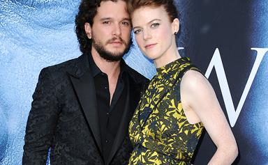 The Real-Life Partners Of The 'Game Of Thrones' Cast