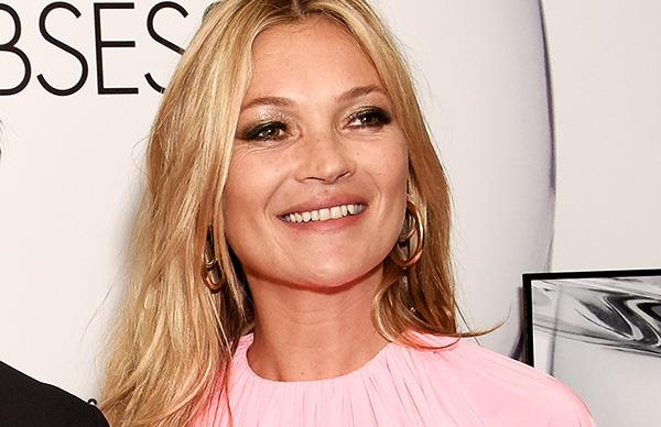 Kate Moss's Bathroom Is Just As Lush As You Imagined