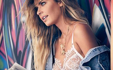 Elle Ferguson Stars In Jen Atkin's New Ouai Beauty Campaign