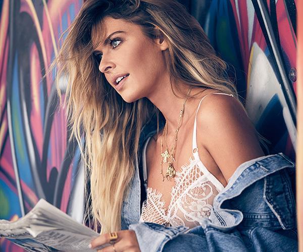 Elle Ferguson Fronts Jen Atkin's New Ouai Beauty Campaign