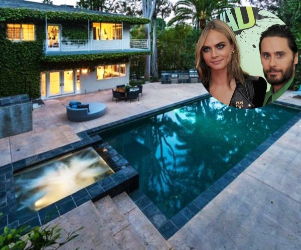 Cara Delevingne Buys Jared Leto's Hollywood House