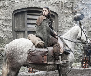 Arya Stark Was Almost Involved In A Gross 'Game Of Thrones' Love Triangle