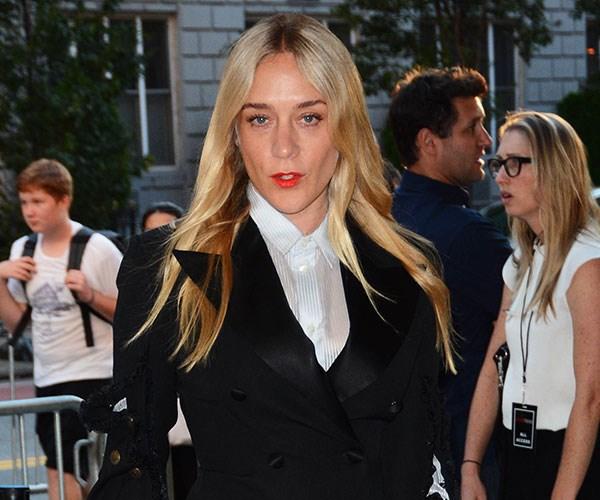 Chloe Sevigny in Prada at the premiere of her movie Love & Friendship in New York