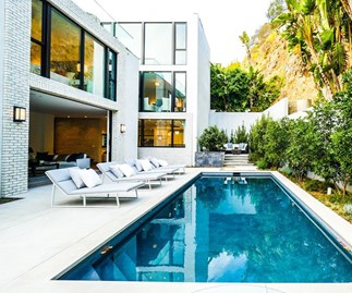 Kendall Jenner's West Hollywood home