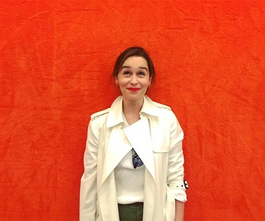 This Video Is Definitive Proof That Emilia Clarke Is The Most Delightful Person On The Planet
