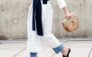The Brand Behind *Those* Instagram Handbags Also Does Clothes