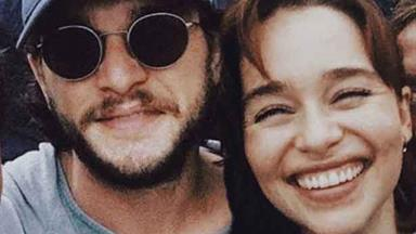 Emilia Clarke And Kit Harington's Cutest-Ever Co-Star Moments