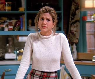 Rachel Green from Friends.