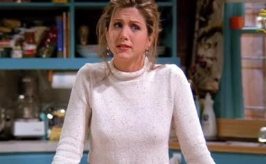 The One Rachel Green Fashion Trend Jennifer Aniston Hated On 'Friends'