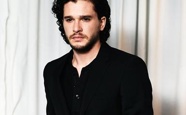 Visual Proof 'Game Of Thrones' Star Kit Harington Is A Bona Fide Babe