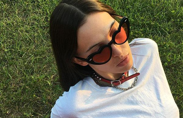 Takesh sunglasses Ruby Aldridge