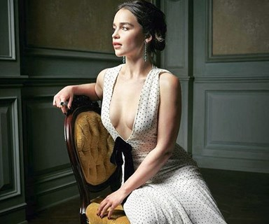 Emilia Clarke Is The Ultimate 'Game Of Thrones' Babe (And You Can't Tell Us Otherwise)