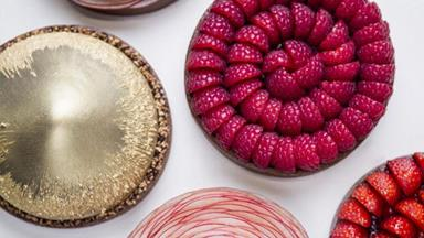 This French Pastry Chef Is The Master Of Hypnotizing Cakes