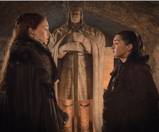 Game Of Thrones Bechdel Test